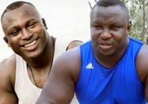 """Images des coulisses du tournage """"Talents d'Afrique"""" dans les studios Canal, avec Modou Lo et Bombardier"""