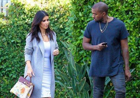 Kanye West : obsédé par le poids de Kim !