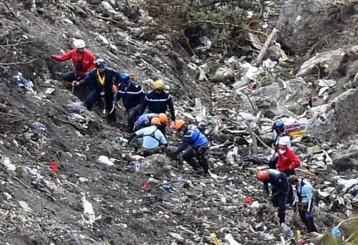 Crash de Germanwings : la seconde boîte noire a été retrouvée (procureur de Marseille)