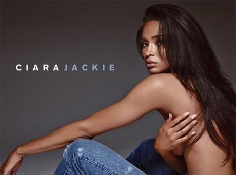 Ciara : bombe topless sur la pochette de son nouvel album !