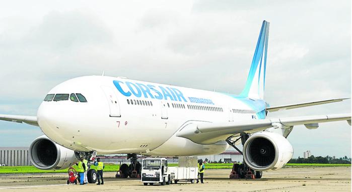 Annulation de vol : Corsair confirme Dakaractu et s'explique