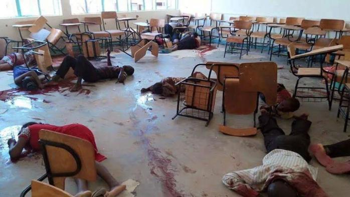 Kenya : au moins 147 morts dans l'attaque de l'université de Garissa