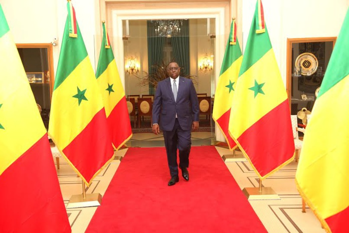 Macky Sall appelle à travailler à la consolidation de l'œuvre de construction nationale