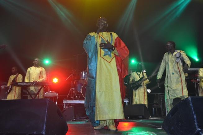 Soirée d'indépendance : Pape Diouf joue à guichet fermé au Dock Pullman de Paris