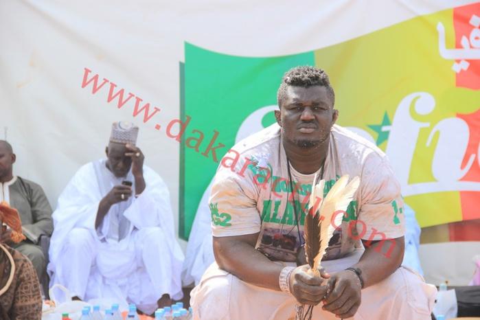 Combat Balla Gaye II contre Eumeu Sène : les premières images du stade Demba Diop