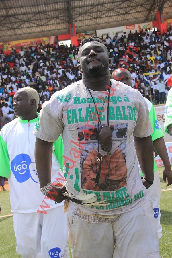 Stade Demba Diop : Balla Gaye II rend hommage à Falaye Baldé