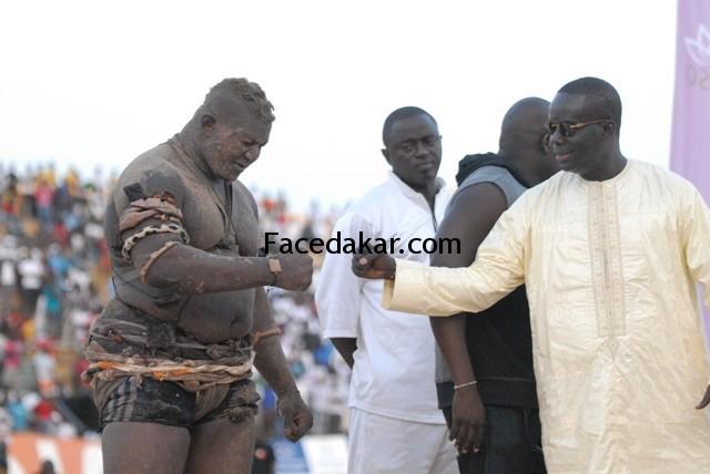 Balla Gaye II attaque Malick Gackou
