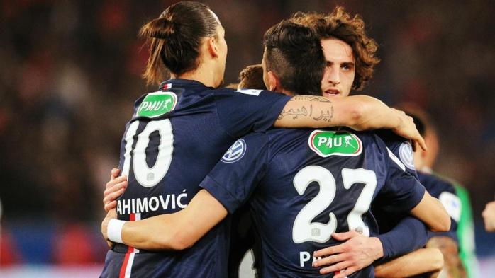 Coupe de France - Avec un Ibra de gala, le PSG s'offre un autre ticket pour le Stade de France