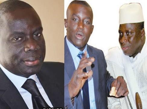 "Balla Gaye II : ""Malick Gackou est mon grand frère (...) je salue au passage le président Yaya Jammeh"""