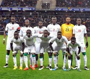 Classement FIFA: les Lions restent à la 36-ème place mondiale