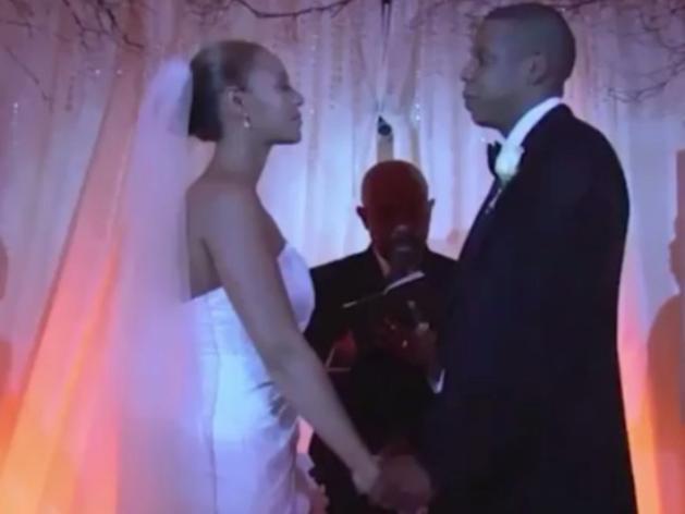 Beyoncé et Jay-Z : des images de leur mariage dévoilées... sept ans après !