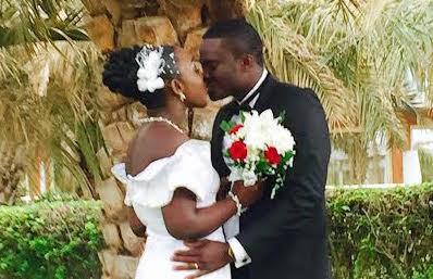 Cheikh Ndiaye, le directeur général de Achou traiteur s'est marié hier