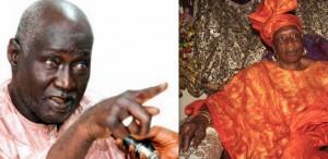 Double Less, le père de Balla Gaye II, s'est marié avec la mère d'Ama Baldé
