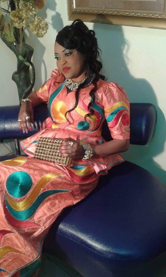 Alima N'dione : l'animatrice s'est mariée!
