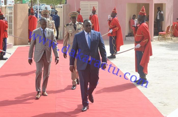 Conseil des ministres présidé par Macky Sall à Kaffrine : les premières images