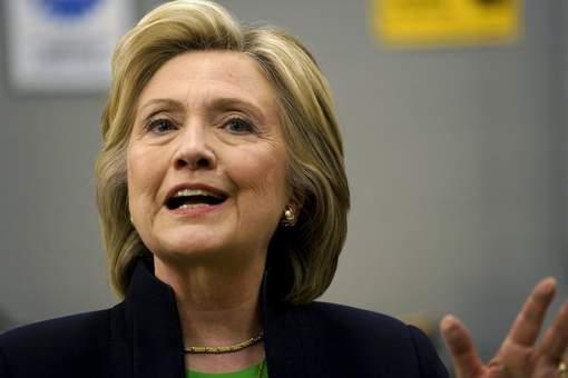 La tombe du père d'Hillary Clinton vandalisée