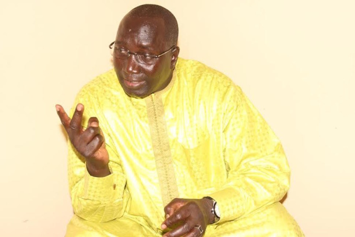 """Maodo Sarr : """"Depuis 1966, Kaffrine n'a rien ... J'ai mis plus de 20 millions pour l'accueil de Macky ... Si Babacar Gaye ..."""""""