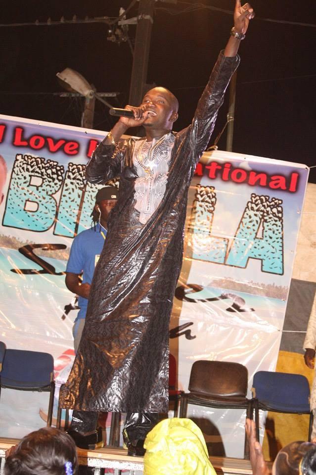 """Les images de la première édition du """"Festival Love International de Louga"""" organisé par le rappeur Bibala"""