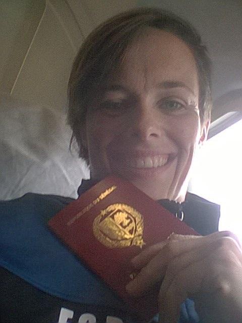 La judoka Léa Buet a reçu son passeport sénégalais