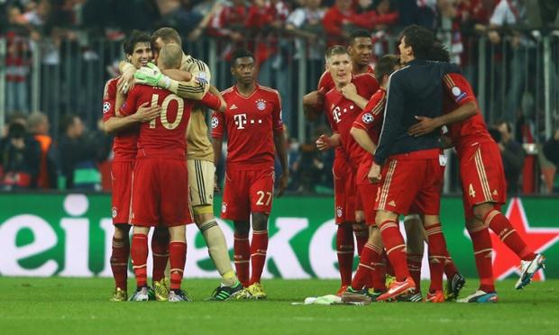 Le Bayern écrase Porto et se qualifie