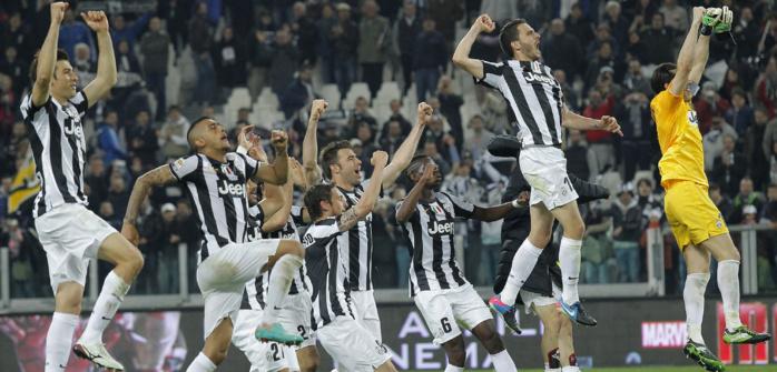 Monaco sorti par la Juventus