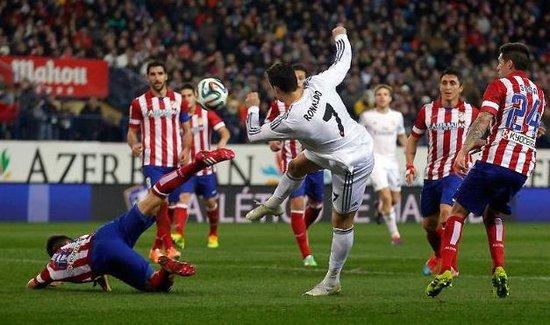Le Real écarte l'Atlético sur le fil !