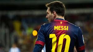 Les petits et gros défauts de Monsieur Lionel Messi