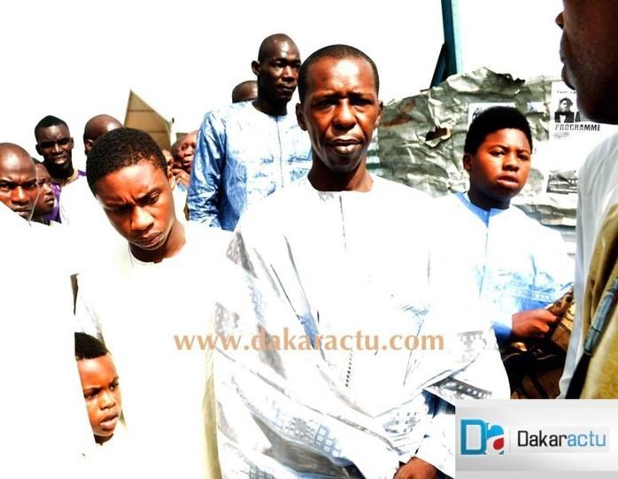 Incident devant la maison du président Macky Sall : le fils de Cheikh Amar libéré