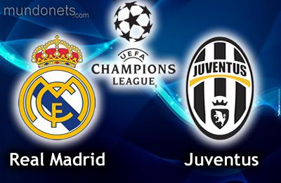 Le Real Madrid affrontera la Juventus