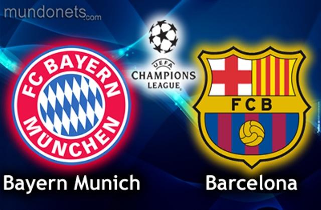 Barça-Bayern en demies