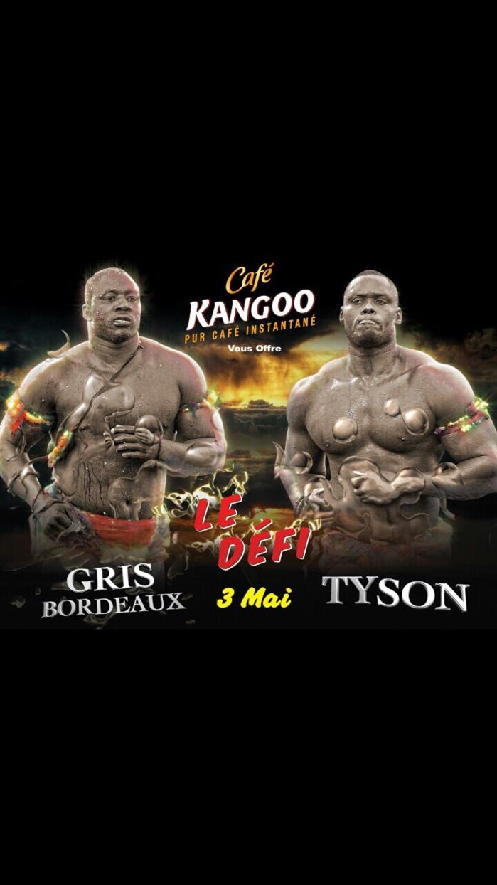 """Combat Tyson/Gris Bordeaux : Aziz Productions innove avec un dîner de gala et une projection du film """"le défi"""""""