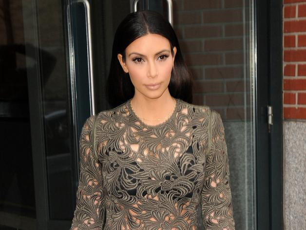 Kim Kardashian : elle se confesse sur son passé de femme battue