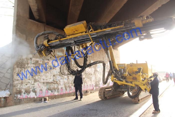 Pont Sénégal 92 : les dernières images avant la démolition