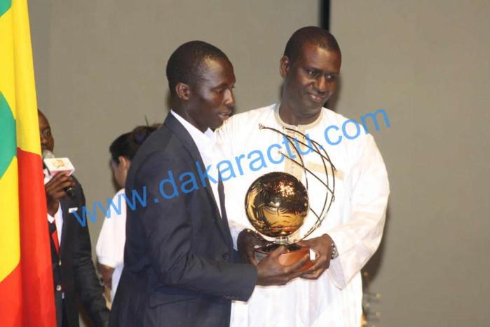 Les images de la soirée Sargal Foot Pro 5ème édition organisée au Grand Théâtre de Dakar