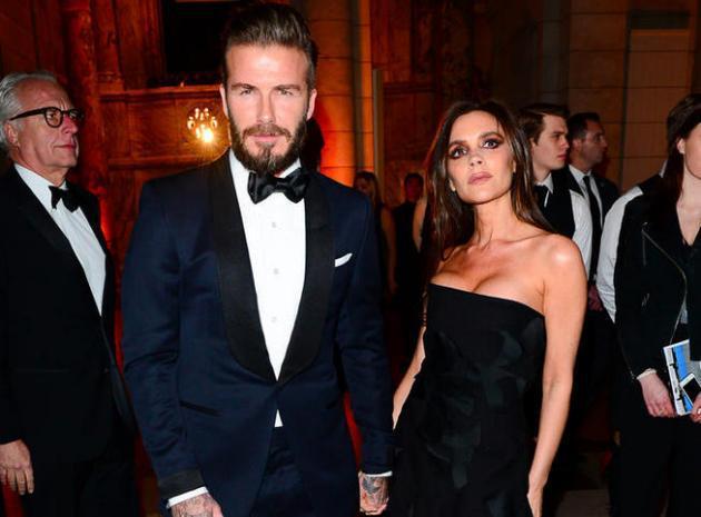 David Beckham : ses 40 ans en grande pompe