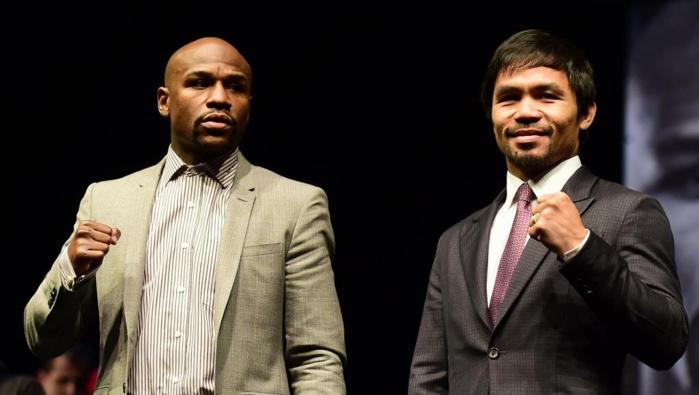 Mayweather-Pacquiao : le combat de boxe qui met les finances KO
