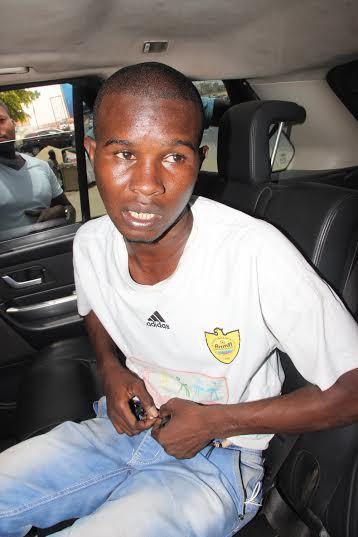 """Bounama Faty de """"Allo Dakar"""" échappe à un vilain tour de la part d'un laveur de voiture"""