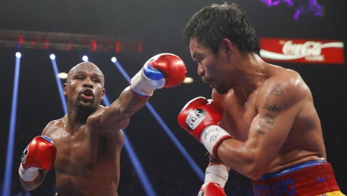 Boxe : Mayweather gagne le «combat du siècle» face à Pacquiao