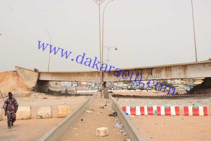 Le Pont Sénégal 92 résiste à l'explosion