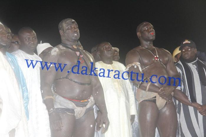 Les images du Combat de Gris Bordeaux contre Mohamed Ndao Tyson