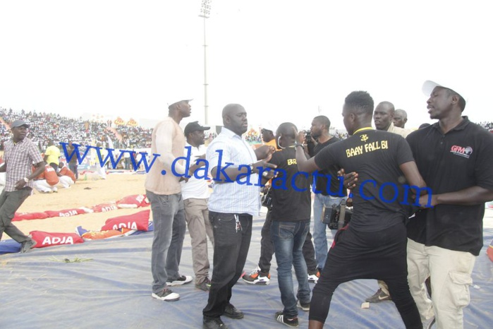 Guerre des télés : le fils de Bécaye M'baye se bagarre avec un technicien de la TFM