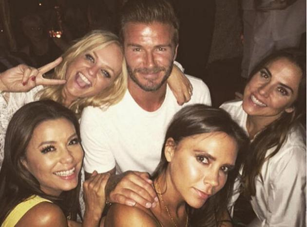 David Beckham : les Spice Girls (presque) réunies pour fêter ses 40 ans !
