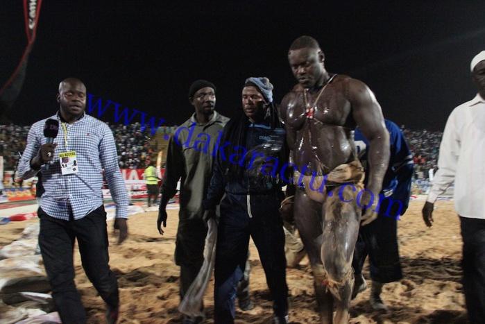 Gala d'Aziz Productions au stade Demba Diop : Il était une fois... Tyson