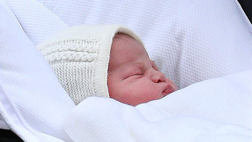 Et la fille de Kate et William s'appelle...