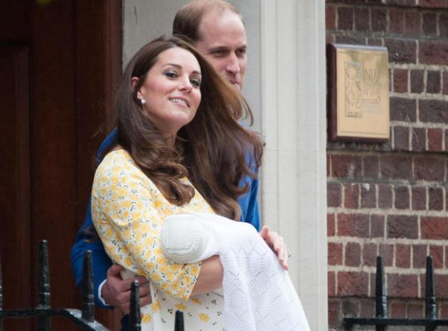 Kate Middleton parfaite quelques heures après l'accouchement : comment a-t-elle fait ?