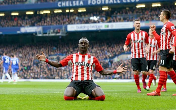 Premier League : Sadio Mané a convaincu pour sa première saison