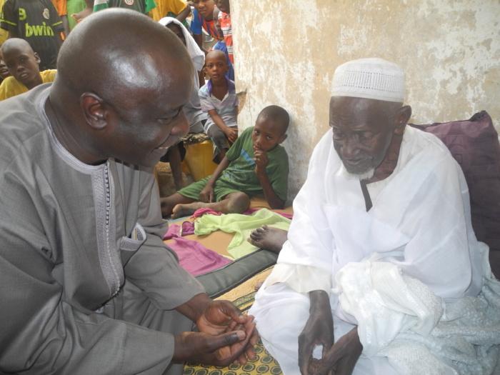 Tournée de proximité d'Idrissa Seck : les images de Kanel et de Bakel