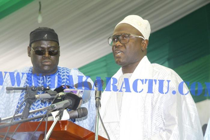 Les images de la journée culturelle Cheikh Mouhamadou Lamine Bara Mbacké au Cices