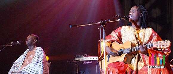 PARIS : Baba Maal remplit le Zénith et assure un show d'enfer