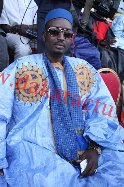 Tournoi TNT : Dialo Diagne, le fils de l'ancien Grand Serigne de Dakar, feu Bassirou Diagne, était au stade
